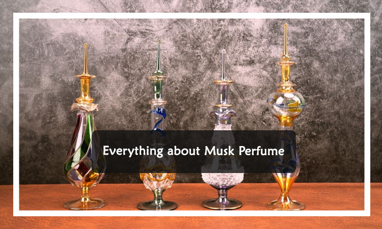 Everything You Should Know about Musk Perfume