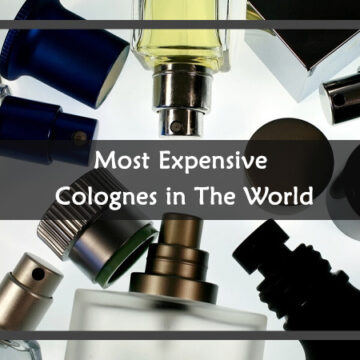 Most Expensive Cologne