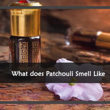 Patchouli Smell Like