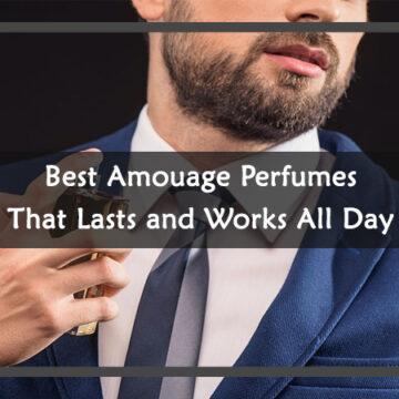 Best Amouage Perfumes