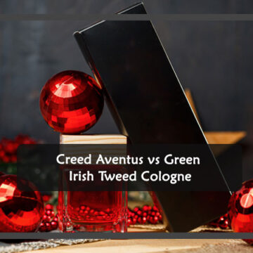 Green irish tweed vs aventus
